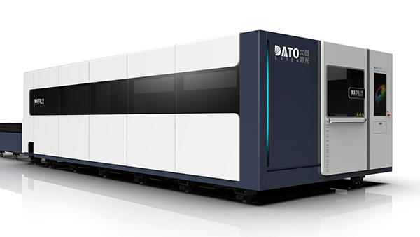 Protective Surrounded Laser Cutting Machine with Exchange Table - Datolaser