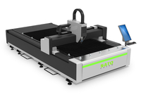 DTF-E Entry-level Economy Fiber Laser Cutting Machine