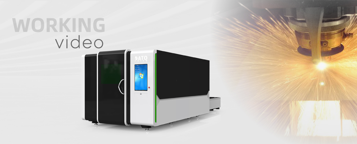enclosed protective fiber laser cutting machine