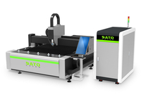 DTF-H Flatbed Fiber Laser Cutting Machine
